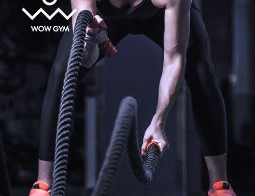 Тренировка с бойни въжета – ползи