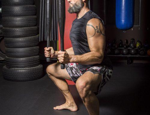 Тренирай с метални бухалки (clubbells) в WOW Gym