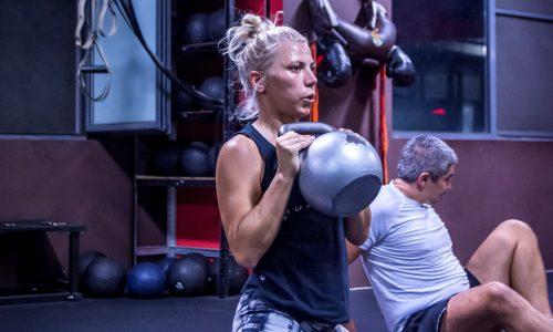 тренирай с пудовки в wow gym
