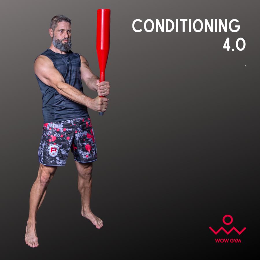 Кондиция 4.0 - авторска кондиционна тренировка